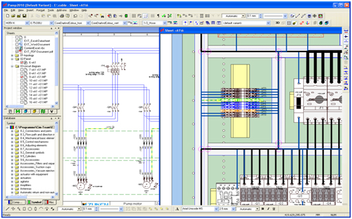 E3 Series Electrical CAD Engineering . com on rv trailer wire diagram, generator rotor diagram, generator plug diagram, generator schematic diagram, generator solenoid diagram, generator building diagram, generator connection diagram, generator wiring connectors, home generator diagram, generator fuel system diagram, circuit diagram, generator exciter diagram, electric generator diagram, automotive generator diagram, how does a microwave work diagram, generator radiator diagram, generator hook up diagram, dc armature winding diagram, generator relay diagram, generator oil diagram,